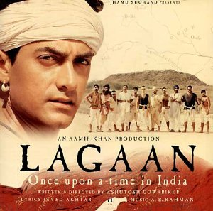 Lagaan: Once Upon a Time in India (CD / Bollywood Soundtrack / Indian Cinema / Indian Music / Hindi Music/Aamir Khan)