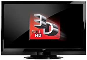 VIZIO XVT3D474SV 47-Inch Full HD 3D Full Array TruLED LCD HDTV 480 Hz SPS with VIZIO Internet Apps