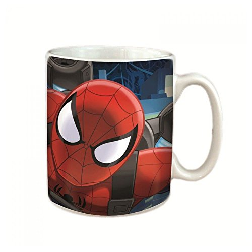 Tazza di porcellana Spider Man cod. 557-23101