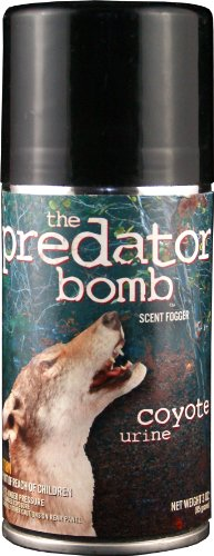 Review Buck Predator Bomb Coyote Urine
