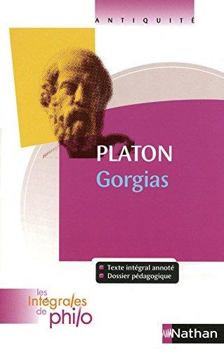 Intégrales de Philo - PLATON, Gorgias