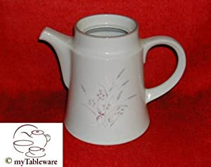 Noritake Woodstock #8354 Coffee Pot - No Lid