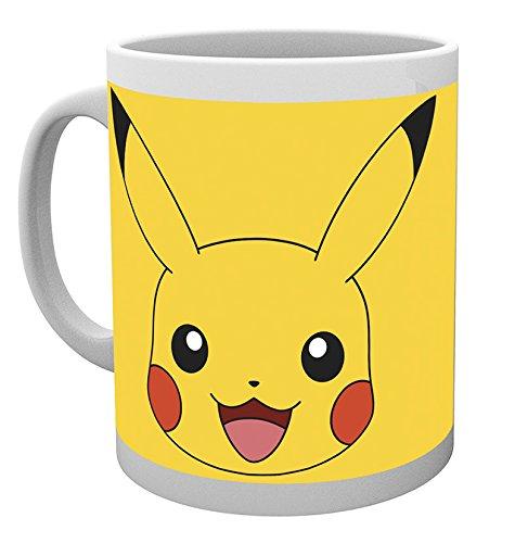 GB eye LTD, Pokemon, Pikachu, Tazza