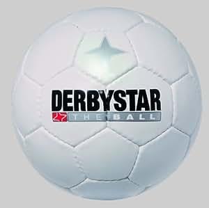 DERBYSTAR 32/47 Mini ballon de football Blanc