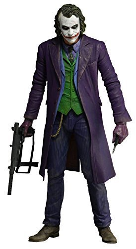 Star Images 1:4 Scale The Dark Knight and The Joker Action Figure by Star images