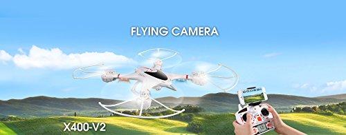 mjx x400 drone mit hd kamera von fm electrics xxl. Black Bedroom Furniture Sets. Home Design Ideas