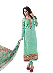 Hriday Selections Women's cotton dress material