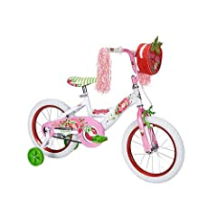 Huffy 16 inch Bike - Girls - Strawberry Shortcake by Huffy