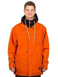 Buy Bonfire Morris Jacket (Sienna Blue) Mens Snowboard Jacket by Bonfire