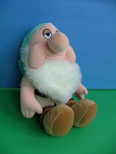 "Disney Seven Dwarfs Sleepy Plush Toy - 12"""