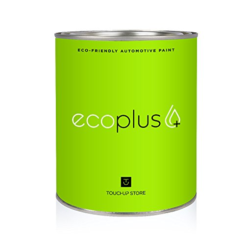 Touch Up Store Ecoplus+ Touch Up Paint - Ford Crown Victoria YO Oxford White Basecoat - Gallon (Gal White Auto Paint compare prices)
