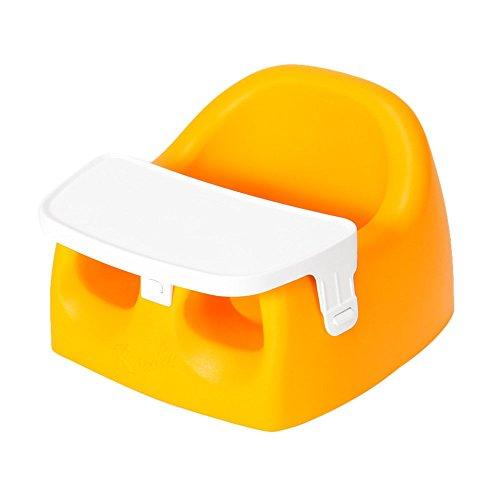 【KARIBU】カリブ ソフトチェアー& トレイセット Karibu Seat with plastic Tray オレンジ PM3386 ベビーソファ ベビーチェア