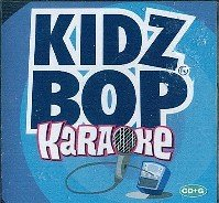 AUDIO-CD-Kidz-Bop-Karaoke