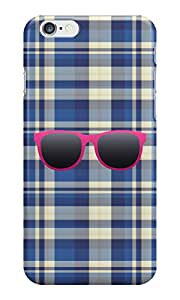 The Fappy Store pink sunnies plastic Back Cover for iphone 6