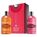 Molton Brown Heavenly Gingerlily and Paridisiac Pink Pepperpod Gift Set, 2 x 300ml