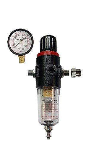 Badger Air-Brush Co. 50-054 Air Regulator, Filter and Gauge