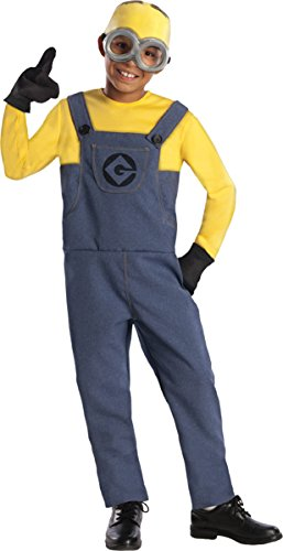 Morris Costumes Big Boys Despicable Me 2 Dave Costume, Medium