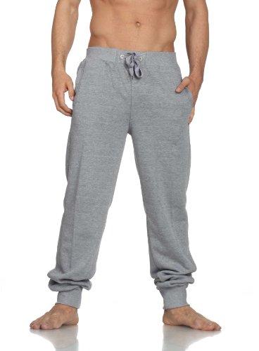 Urban Classics-Pantaloni da jogging grigio Large