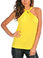 Bleu Marine Top Esther (Amarillo)