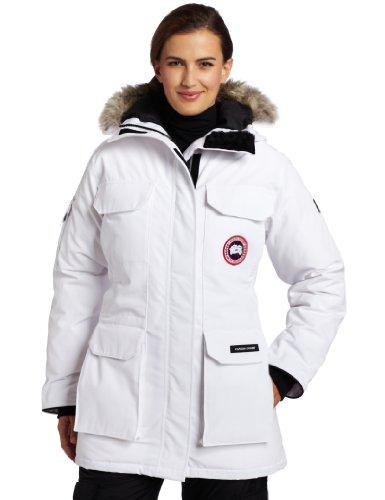 a7b9f34da347 Canada Goose Women s Expedition ParkaWhiteMedium Purchase ...