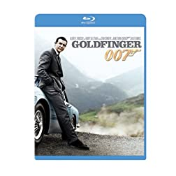 Goldfinger (50th Anniversary Repackage) [Blu-ray]