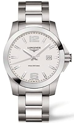 Mens Watches Conquest L36594766 from LONGINES