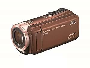 JVC KENWOOD JVC ビデオカメラ EVERIO 内蔵メモリー32GB ブラウン GZ-F100-T