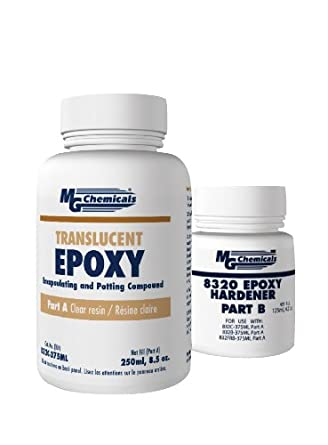 MG Chemicals 832C Translucent Epoxy Encapsulating and Potting Compound