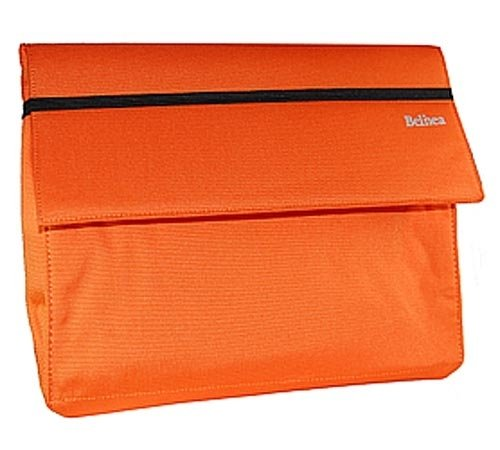 Belinea Softcase / Notebooktasche / Laptop Tasche / Orange / bis 13&quot; Zoll / Schutzh&#252;lle / Apple MacBook Air / MacBook Pro / MacBook / Toshiba Portege R700-172 / Satellite T130-14T / Samsung QX310-S02DE / Q330-Suri / Q210 Aura P8400 Terence- / Acer Aspire 1830T-52U4G32nk / Aspire TimelineX 3820TG-334G50N / TravelMate TimelineX 8172-33U4G32nkk / HP EliteBook 2540p (WK302EA)- / Fujitsu Lifebook P770 (P7700MF021DE) / Lifebook PH530 / Siemens Lifebook P8010 / Sony Vaio VGN-SR19 / VPC-Y21S1E/G / SZ4XW