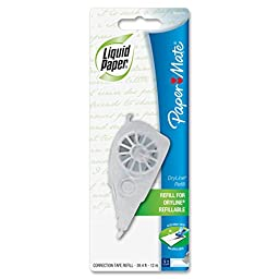 PAP80047 - Paper Mate Dryline 80047 Correction Tape Refill