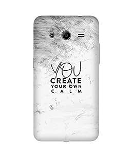 Create Calm Samsung Galaxy Core 2 Case