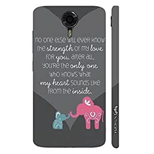 Micromax Canvas Xpress 2 Mom,you know me best designer mobile hard shell case by Enthopia