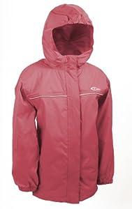 Gelert Girls Rainpod Jacket - Summer Berry, Size 5/6
