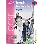 img - for AQA GCSE French Higher Teacher's Book (Paperback)(French) - Common book / textbook / text book