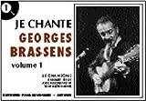echange, troc Georges Brassens - Je chante Brassens (vol 1) - 25 chansons avec paroles originales et chiffrage pour tous instruments