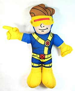 Officially Licensed Marvel Super Hero Squad Avengers Cyclops Plush 8