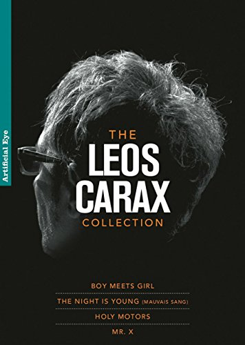 Leos Carax Collection - 4-DVD Box Set ( Boy Meets Girl / Mauvais sang (The Night Is Young) / Holy Motors / Mr. X, a Vision of Leos Carax ) [ NON-USA FORMAT, PAL, Reg.2 Import - United Kingdom ] (Holy Motors compare prices)