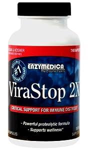 Enzymedica - Virastop 2X - 90 count