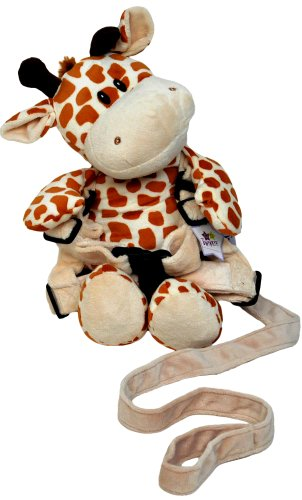 2-in-one Cute Animal Harness Backpack Buddy - 1
