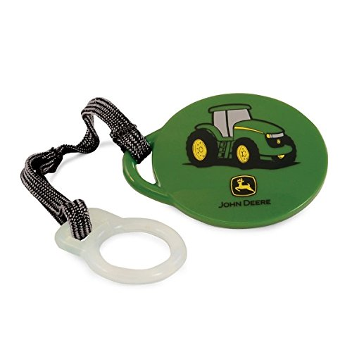 The First Years John Deere Pacifier Clip