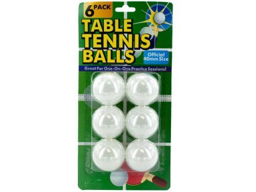 Table Tennis Balls Set Kids Children by bulk buys