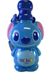 Disney Stitch Shaped Drinking Bottle with Strap
