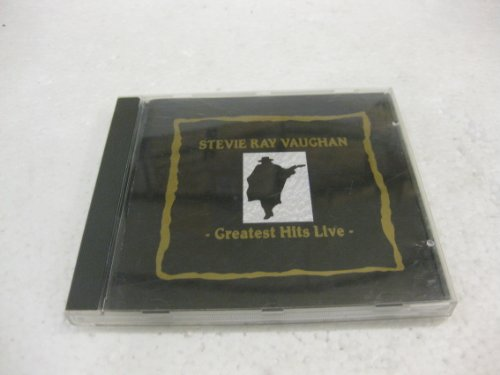 Stevie Ray Vaughan Greatest Hits Live by Stevie Ray Vaughan