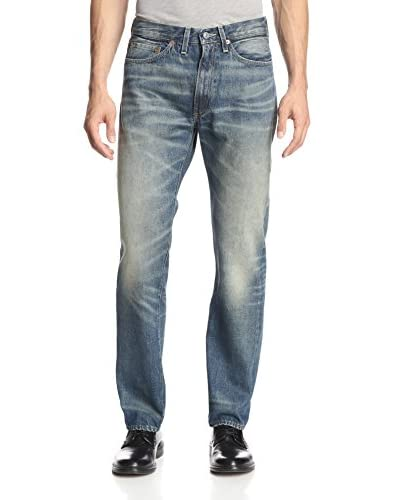 Levi's Vintage Clothing Men's 1954 501 Selvage Tapered Jeans