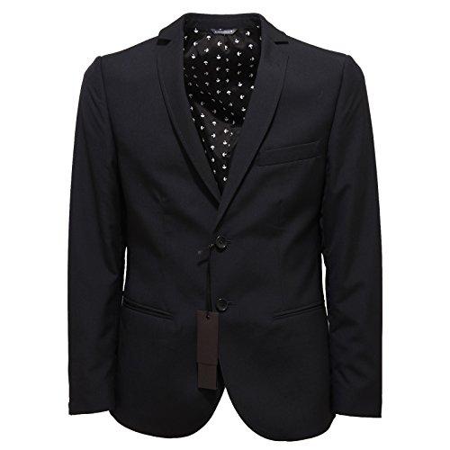 5394Q giacca uomo DANIELE ALESSANDRINI nero jackets men [48]