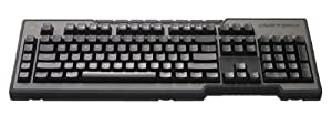 CM Storm Trigger - Mechanical Gaming Keyboard with CHERRY MX RED Switches and Fully LED Backlit