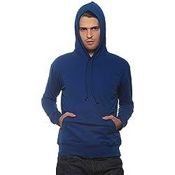 Gritstones Indigo Sweatshirt-JKTIND60112-XL
