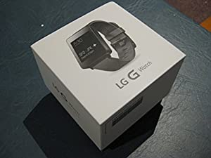 LG G Watch - Black