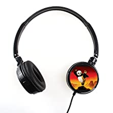 buy Kung Fu Panda 1Fkgp015 Earphone Headphone Fashion Cartoon Stereo Sound