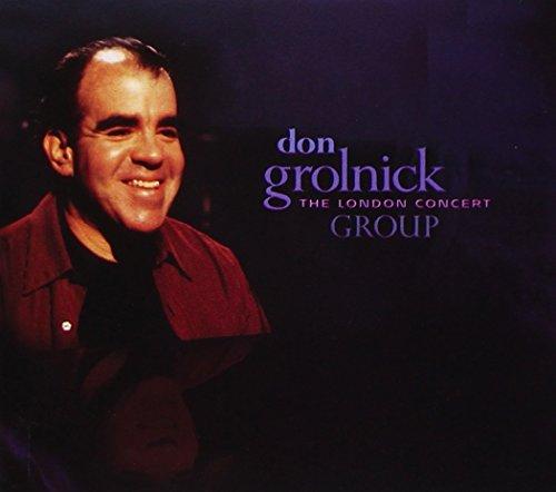CD : DON GROUP GROLNICK - London Concert